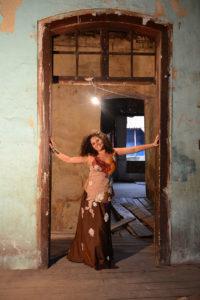 Alexandra Nicolas - Ensaio Festejos 02