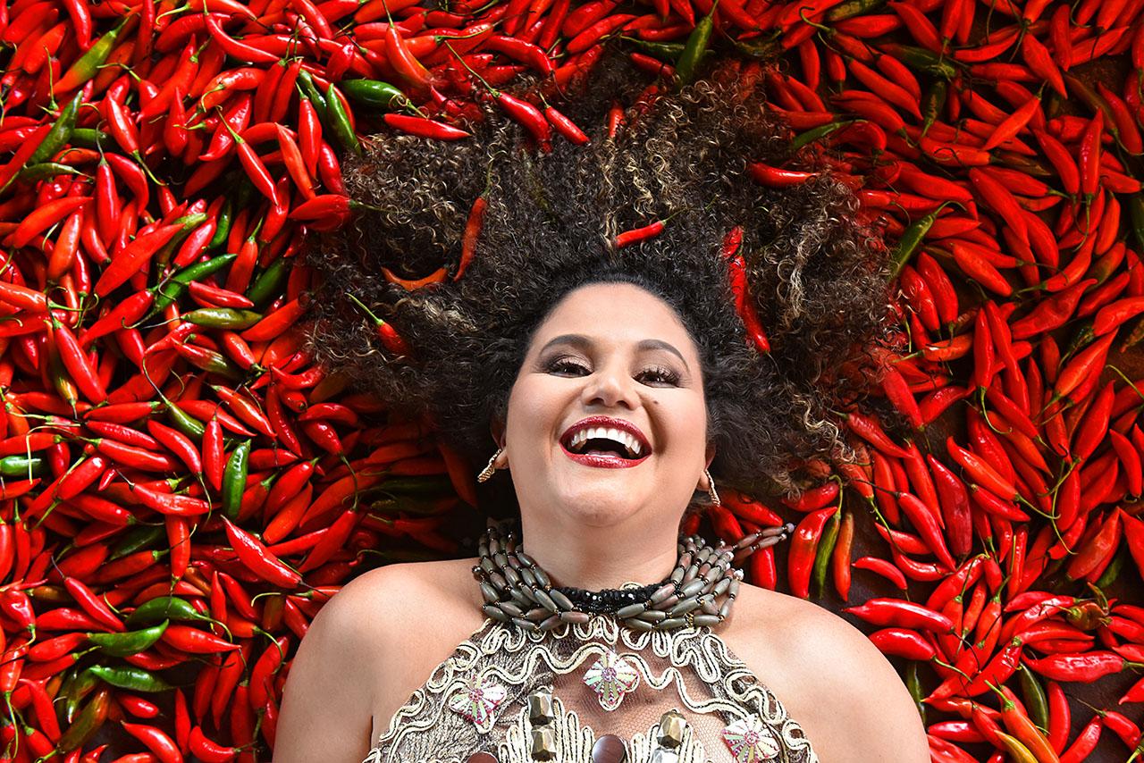 Alexandra Nicolas - Feita na Pimenta 07