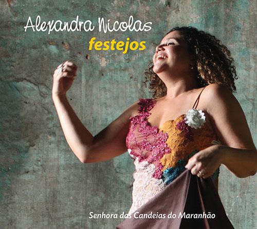 Alexandra Nicolas - Festejos Capa